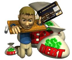 The causes for credit card debt