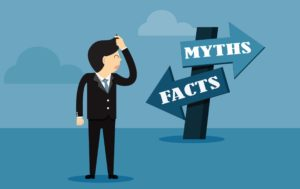 Credit report myths