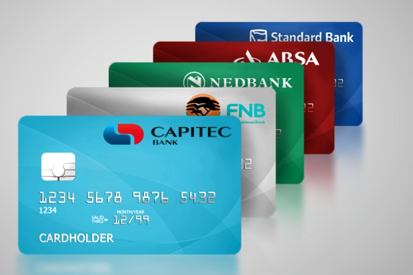 South African Bank Cards